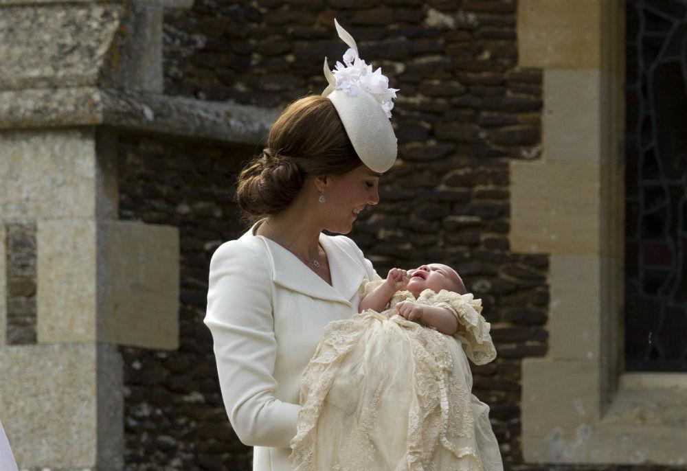 Katalin hercegné és Charlotte hercegnő (Array)