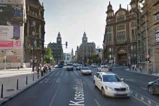 Kossuth Lajos utca (Array)