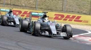 Lewis Hamilton Nico Rosberg (Array)