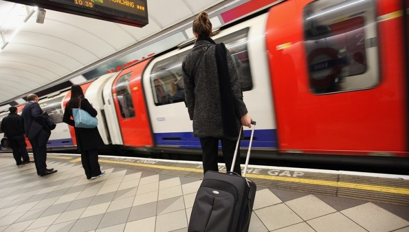 Londoni metró (Array)