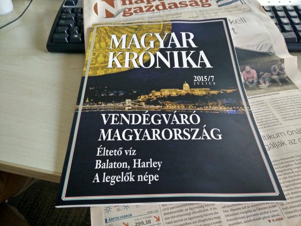 Magyar Krónika (Array)