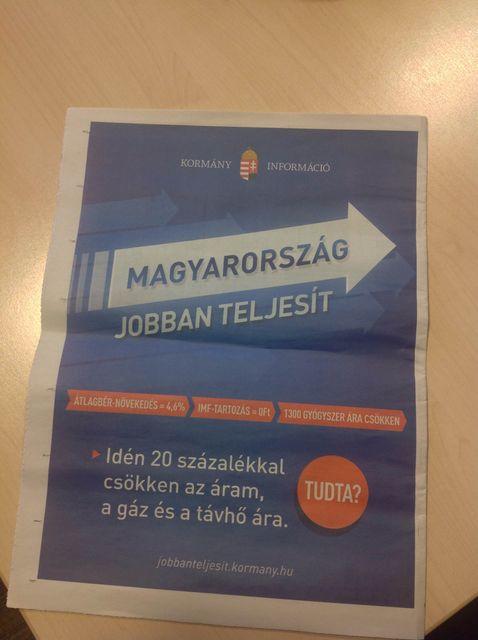 Magyarország újra jobban teljesít (Array)