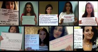 Nők a feminizmus ellen (Array)