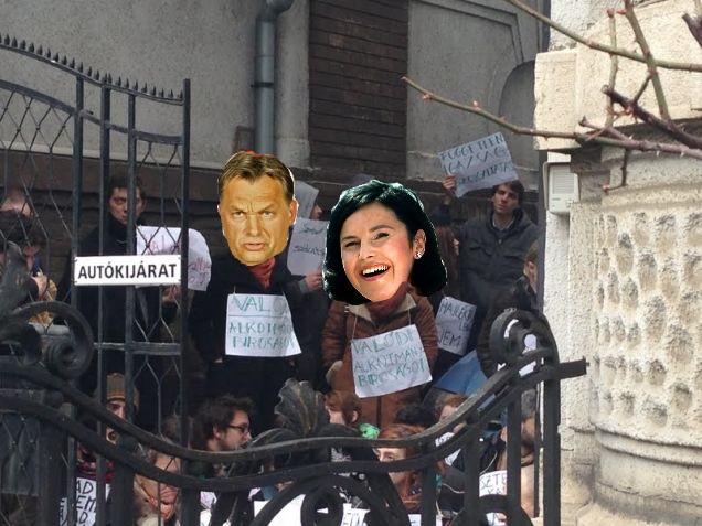 Orbán és Lendvai (Array)