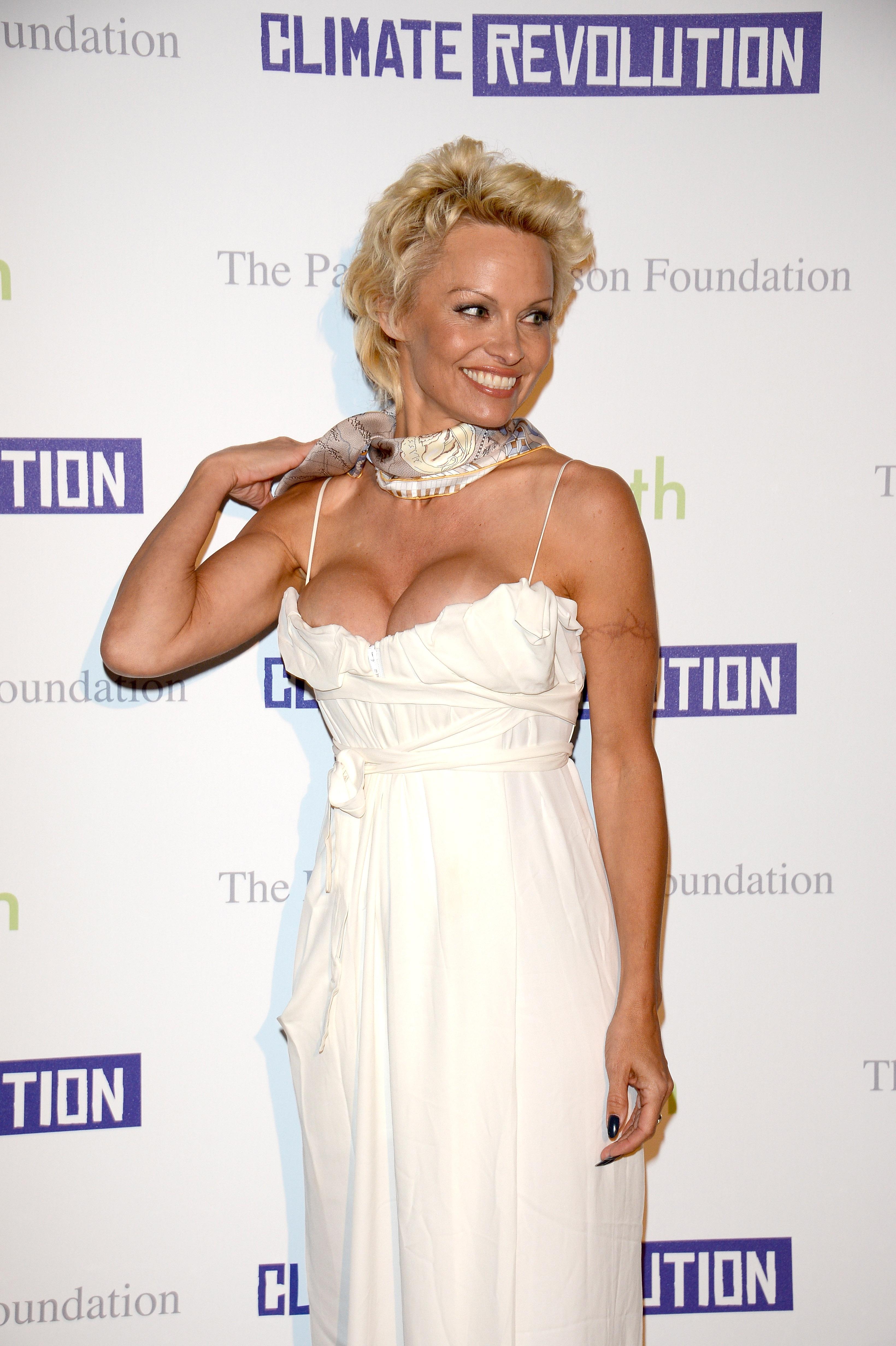 Pamela Anderson (Array)