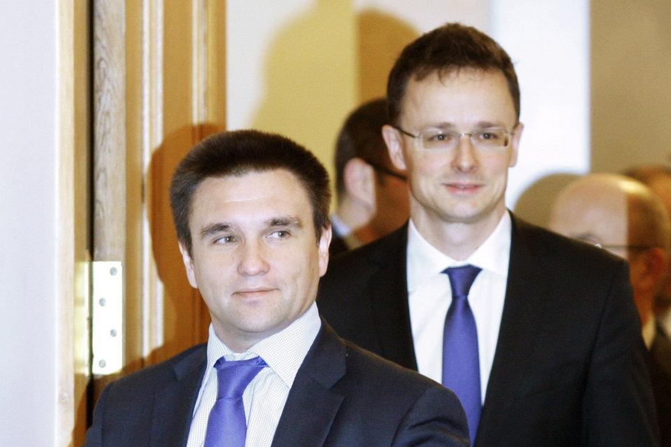 Pavlo Klimkin (Array)