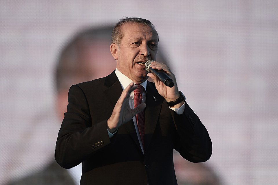Recep Tayyip Erdogan (Array)