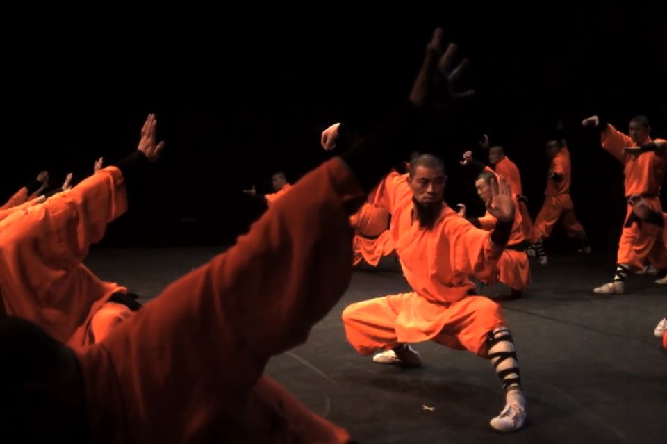 Shaolin harcos (Array)