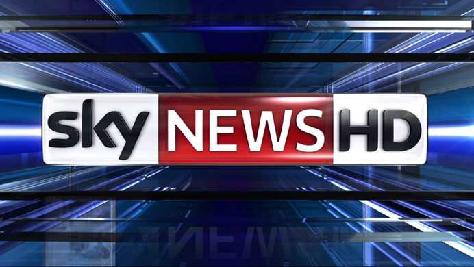 Sky News logó (Array)