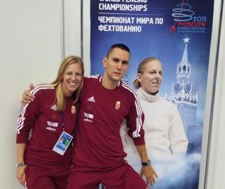 Szász Emese és Rédli András (Array)