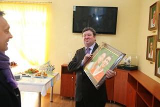 Tállai Orbán portréjával (Array)