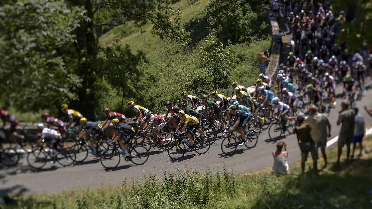 Tour de France (Array)