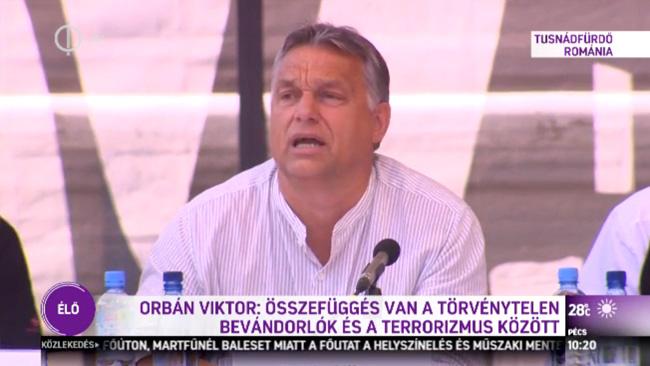 Tusnádfürdő, Orbán, terrorizmu (Array)