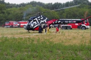 Tűzoltó helikopter (Array)