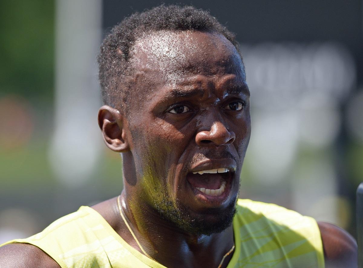 Usain Bolt (Array)