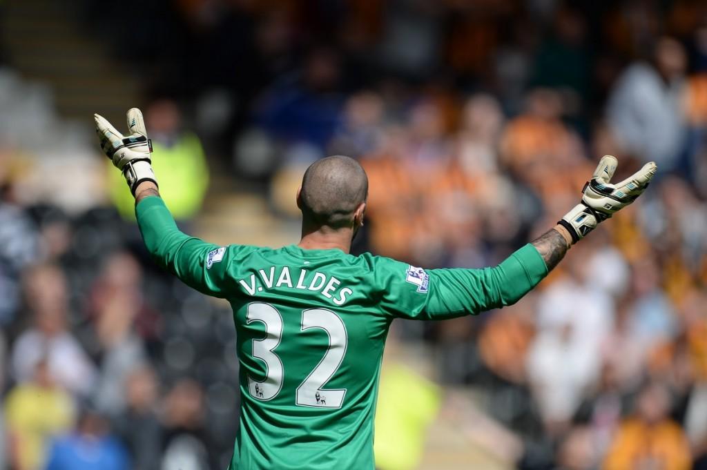 Victor Valdes (Array)