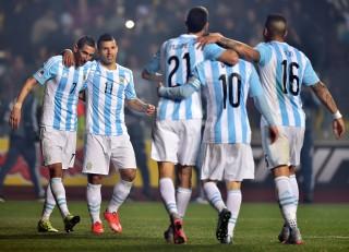 argentin válogatott (Array)