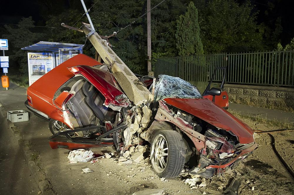 baleset a nagykőrösi úton (Array)