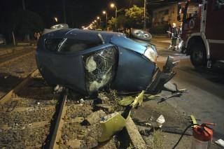 baleset üllői út (Array)