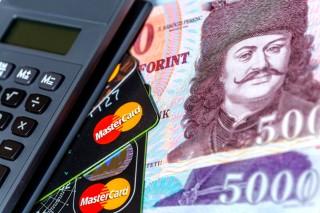 bankkártya, hitelkártya (Array)