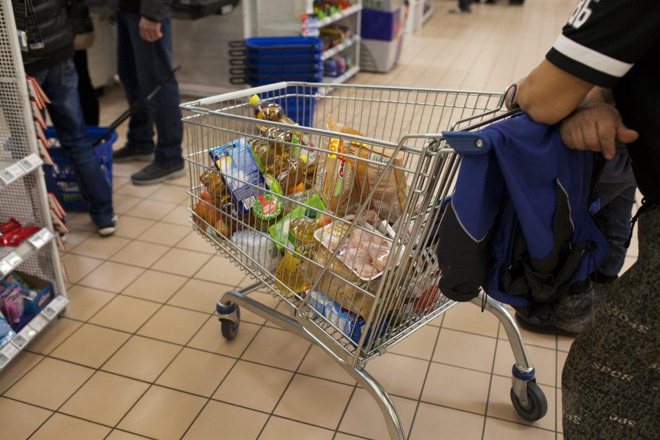 bevásárlás (Array)