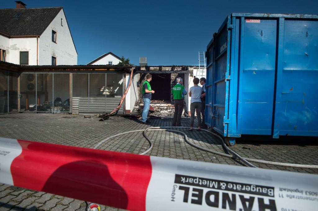 drezdai menekülttábor (Array)