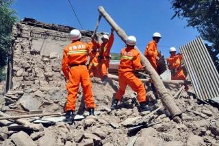 földrengés kínában (Array)