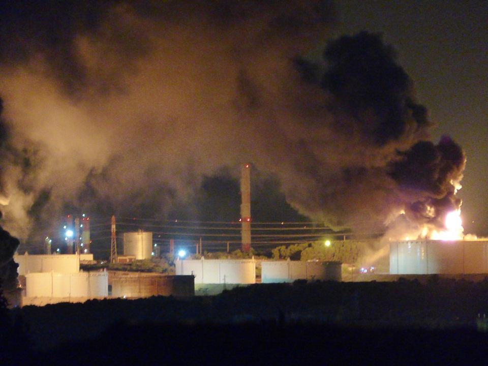 franciaországi robbanás (Array)