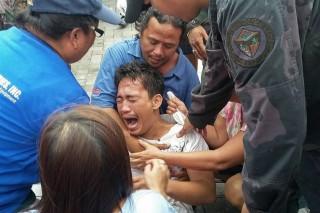 fülöp-szigetek kompbaleset (Array)