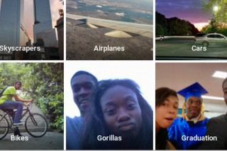 google photos fault (Array)