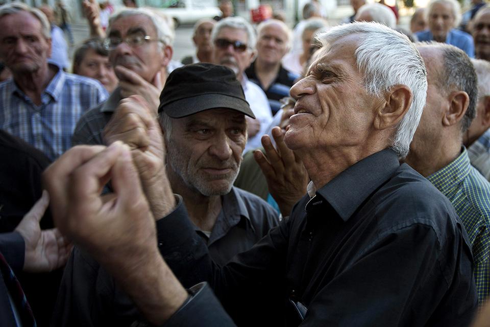 görög nyugdíjas (Array)
