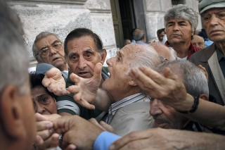 görög nyugdíjasok (Array)