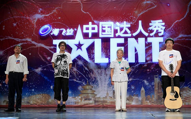 kínai tévéműsor (Array)