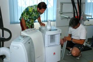 légkondicionáló (Array)