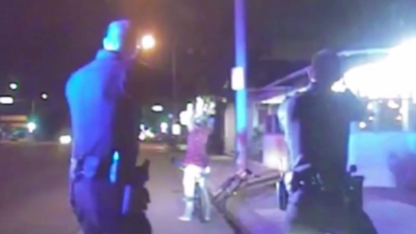 los angeles rendőri túlkapás (Array)
