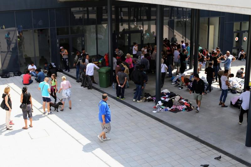 menekült, Keleti pályaudvar 01 (Array)