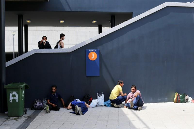 menekült, Keleti pályaudvar 06 (Array)