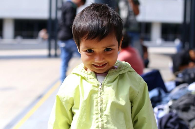 menekült, Keleti pályaudvar 16 (Array)