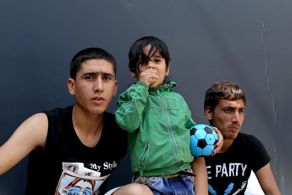 menekültek, Keleti pályaudvar lead (Array)
