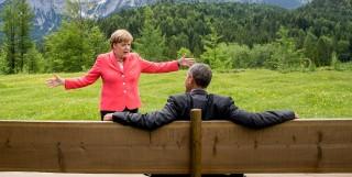 merkel obama g7 (Array)