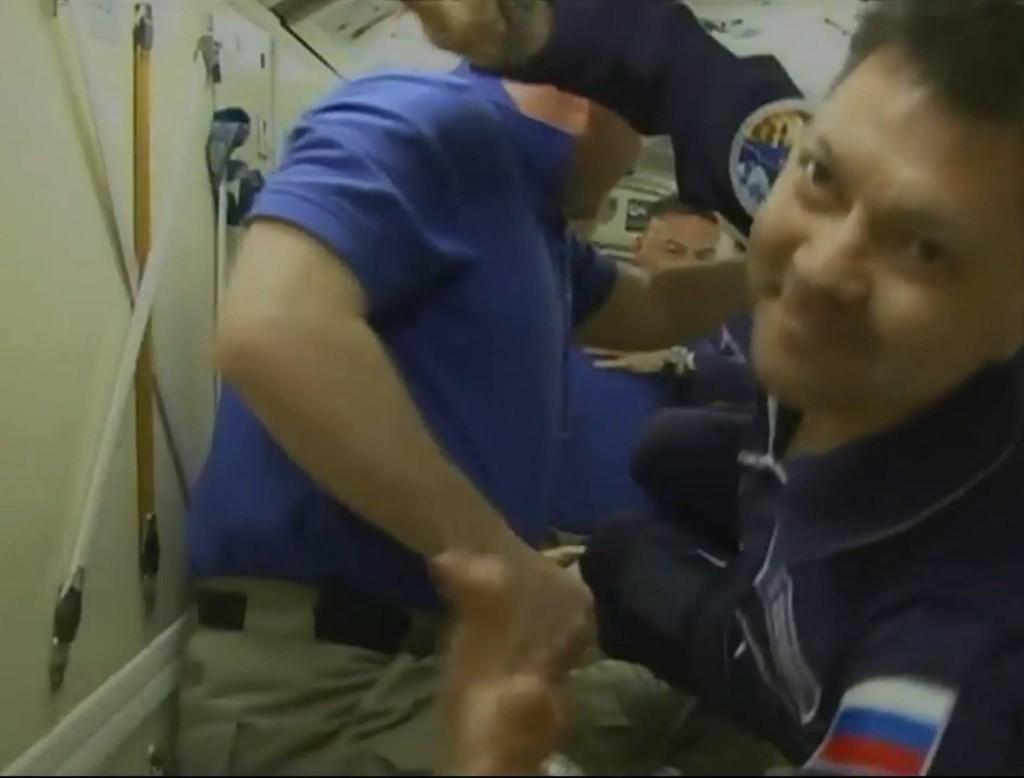 nemzetközi űrállomás (Array)