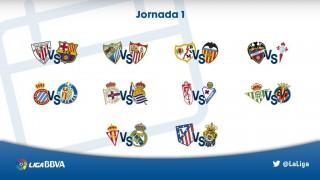 spanyol bajnokság sorsolás (Array)