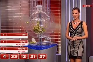szerb lottósorsolás (Array)
