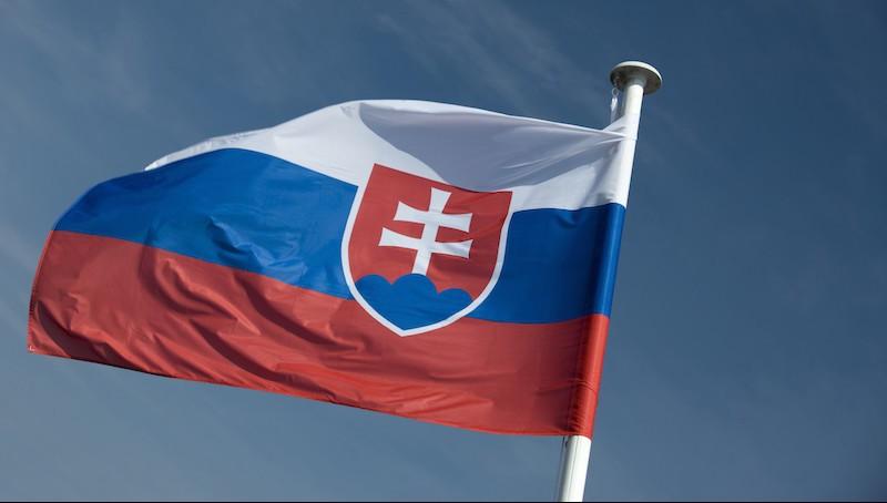 szlovák zászló (Array)