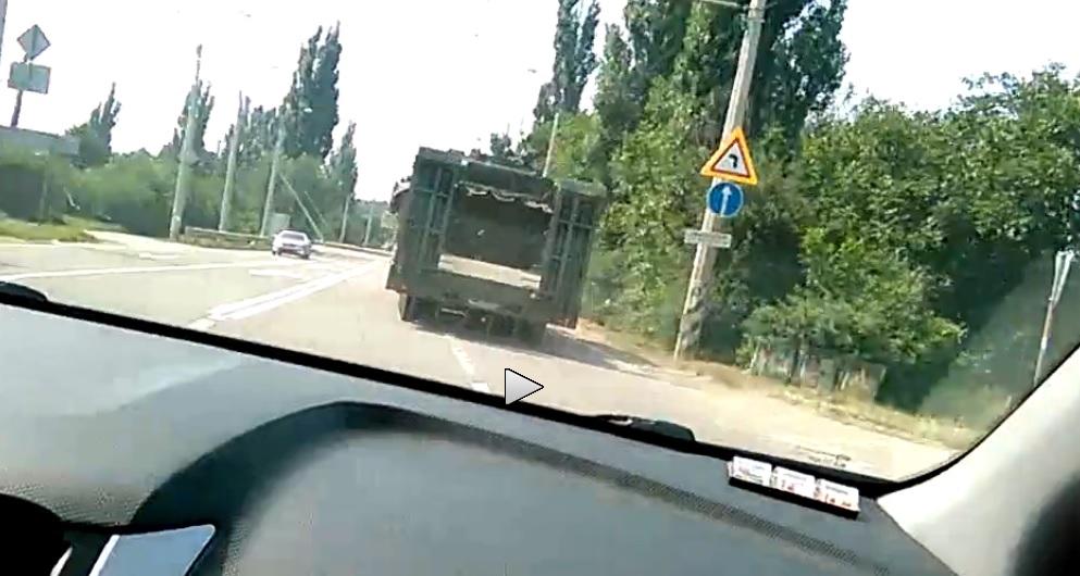 tank kamion krím (Array)