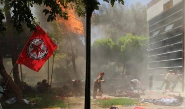 török robbantás suruc (Array)