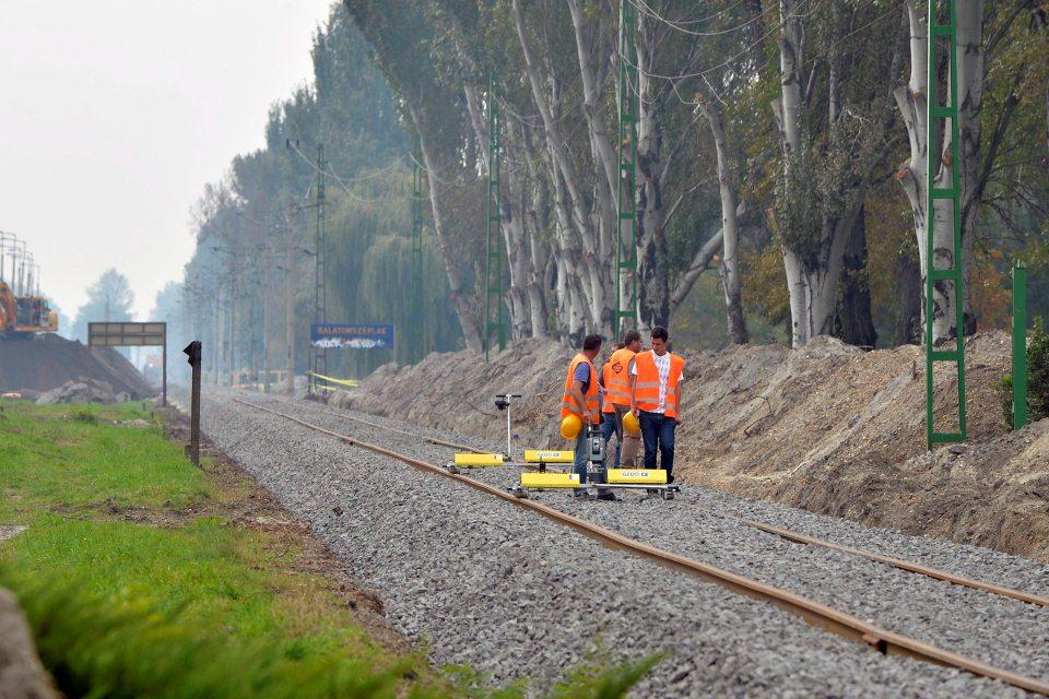 vasútépítés (Array)