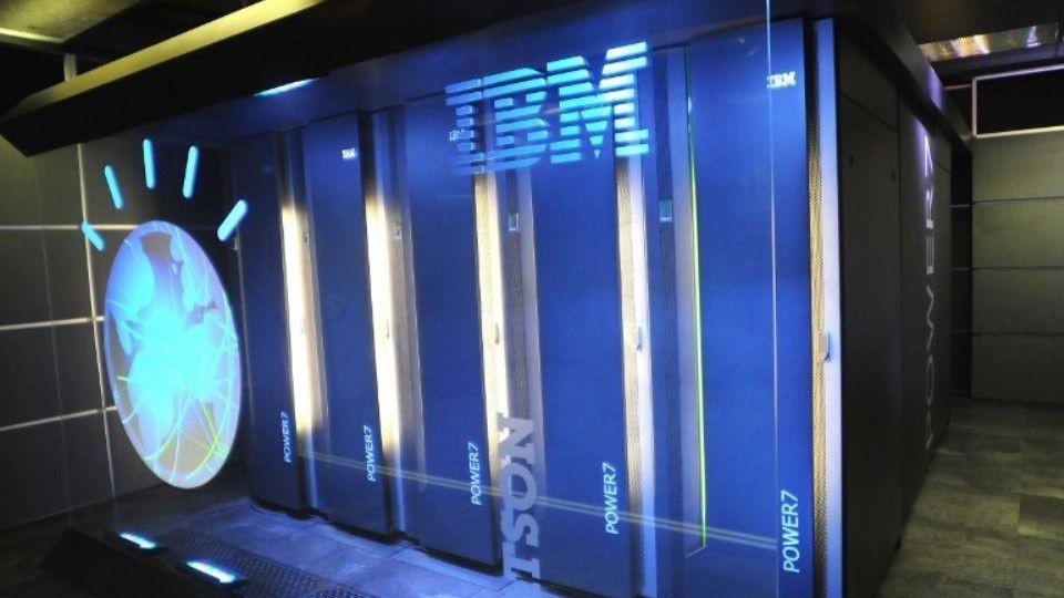 watson ibm szuperszámítógép (Array)