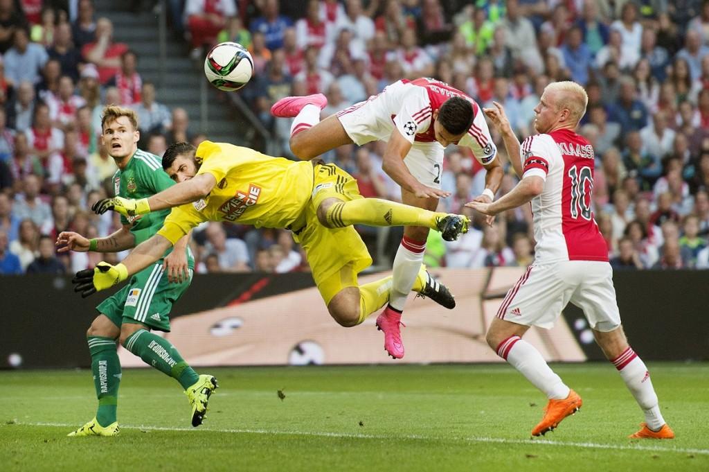 Ajax - Rapid Wien (Array)