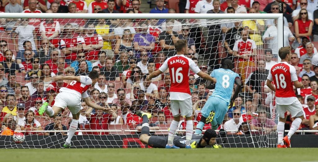 Arsenal (Array)